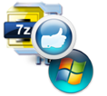 Recover/Open 7z file password with 7z password Recovery tool